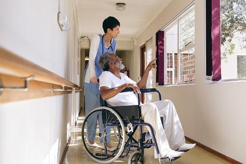 le suivi médical maison de retraite à Juan les Pins