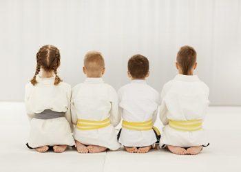 Kimono de judo pour enfant